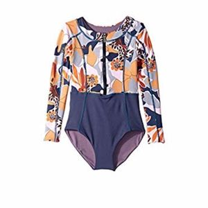🆕 Maaji Kids Wave Rider Surf Suit Rashguard